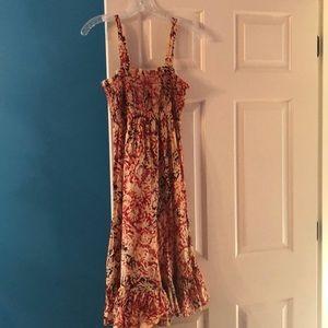 Gap Fall floral dress